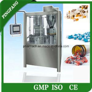 Automatic Hard Capsule Filling Machine (NJP3000) pictures & photos