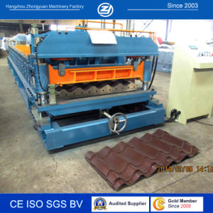 1100mm Width Tide Roof Roll Forming Machine pictures & photos