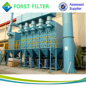 Forst Cartridge Filter Pulse Dust Collector pictures & photos