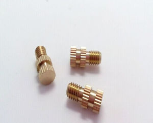 OEM Manufacturer CNC Brass Turning and Milling Parts pictures & photos