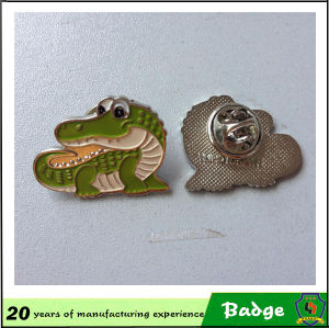 Custom Metal 3D Enamel Badge pictures & photos