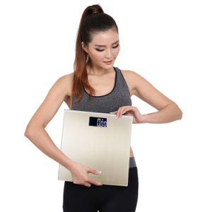 Stainless Steel Platform Health Scale for Hotel Room pictures & photos