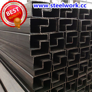 ERW Welded Special Section (Carbon) Steel Pipe (T-08)