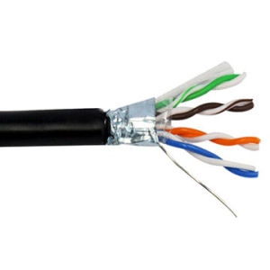 Good Price Cat 5e FTP Outdoor Network Cable pictures & photos