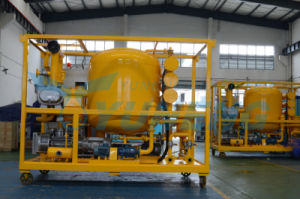 Ultra-High Voltage Insulation Oil Purifier Machine pictures & photos
