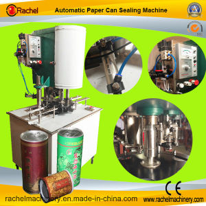 Nuts Pet Can Automatic Sealing Machine pictures & photos