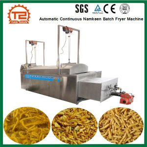 Namkeen Frying Machine/Automatic Continuous Namkeen Batch Fryer Machine pictures & photos