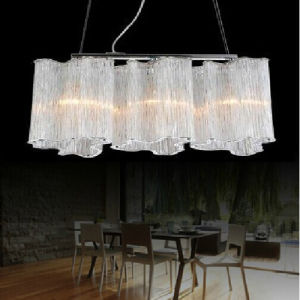 Decorative Project Clear Crystal Glass Haning Lighting Lamp pictures & photos