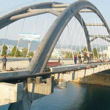 Designed Steel Bridge pictures & photos