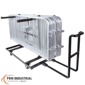 Barricades Safety Easy Movement Barricade Cart pictures & photos