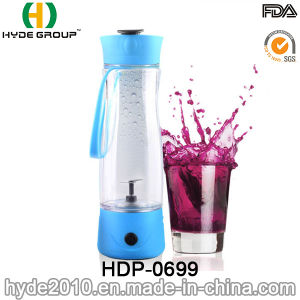 Popular Plastic Electric Fruit Shaker Bottle, BPA Free Plastic Vortex Juice Shaker Bottle pictures & photos