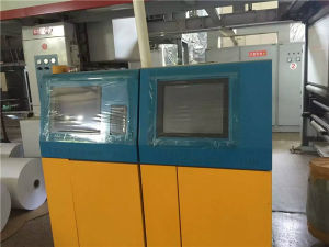 Old Multifunctional 10 Color Rotogravure Printing Machine in Sale pictures & photos