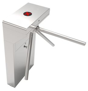 Tripod Turnstile Standard Semi Automatic Bi - Direction Vertical, Contain Driver Control Board (TS-100) pictures & photos