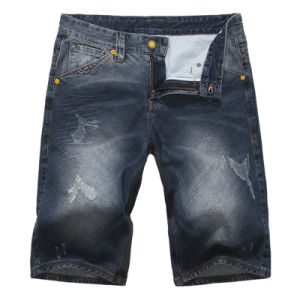 Wholesale Summer Custom Denim Short Jeans Trousers
