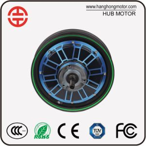 2000W Electric Brushless DC Hub Motor for Motorcycle