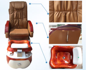 Therapeutic Massage Equipment for Pedicure Foot SPA Massage Chair pictures & photos