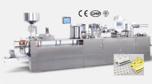 Dpb-250r Alu/PVC/Alu Blister Packing Machine pictures & photos