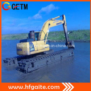 Premium Amphibious Excavator with 2 Rows of Chain