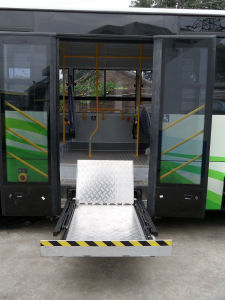 Wl-Uvl-700 Series Mobility Wheelchair Lifts for Bus pictures & photos