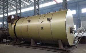 Horizontal Oil (Gas) Condensing Steam Boiler H1 pictures & photos