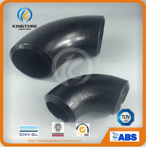 ASME B16.9 Carbon Steel Elbow Butt Welded Fitting Pipe Fitting (KT0287) pictures & photos