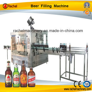 Small Type 3 In1 Beer Filling Machine pictures & photos