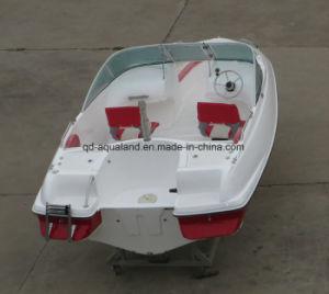 China Aqualand 17feet 5.2m Fiberglass Speed Boat/Bowrider (170) pictures & photos