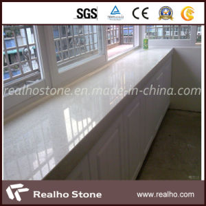 Top Polished Artificial Quartz Stone for Countertop pictures & photos