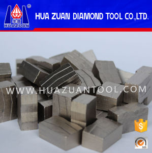 Dimond Segment for Welding on 1800mm Blade (HZDS02046) pictures & photos