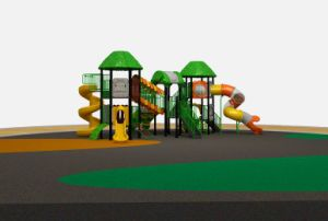 2016 New Design Children Amusement Outdoor Playground Equipment pictures & photos