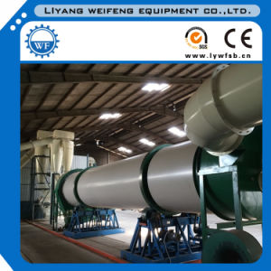 2t/H Wood Sawdust Drum Drier Industrial Rotary Drum Dryer pictures & photos