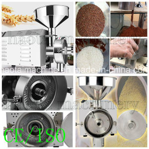Stainless Steel Automatic Flavor Grinder Spice Grinding Machines for Sale pictures & photos