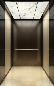 High Speed Passenger Elevator with Machine Room pictures & photos