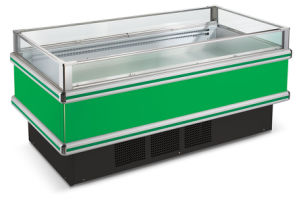 Commercial Island Freezer for Supermarket pictures & photos