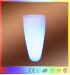 LED Flower Pot -Round Bz-Fl136r pictures & photos