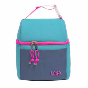Kid Children Thermal Insulated Cooler Lunch Bag pictures & photos