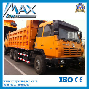 Shacman F2000 6X6 Dump Truck 35ton Tipper Truck pictures & photos