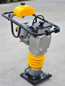 Dynamic Construction Machine Honda Engine Tamping Rammer (TRE-75) pictures & photos