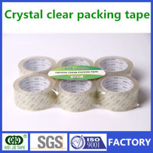 2015 Hot Sale Crystal Clear Packing Tape for Carton Sealing pictures & photos