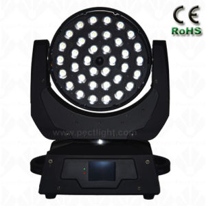 China 36*10W RGBW LED Moving Head DJ Light pictures & photos