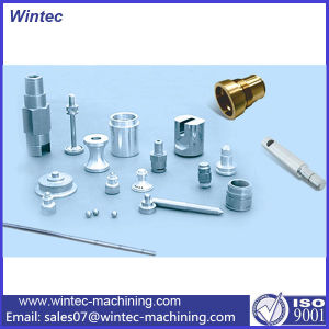 Precision CNC Machining Part / CNC Aluminum Machined Part / 5-Axis Machinery Spare Part