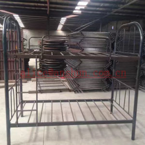 Steel Furniture Supply Portable Army Military Camping Metal Bed pictures & photos