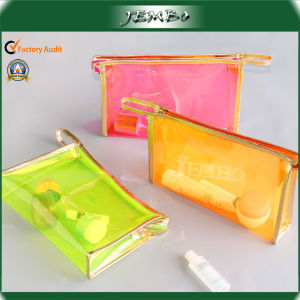 Candy Color Travel Outdoor Transparent PVC Gift Bag pictures & photos