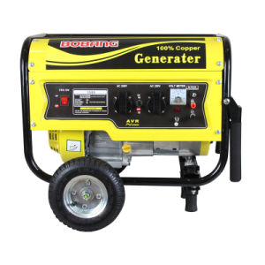 China 2.5kw 168f Petrol Gasoline Generator (BB3500) pictures & photos