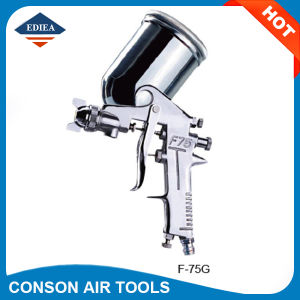 400ml HVLP Paint Spray Gun (F-75G)