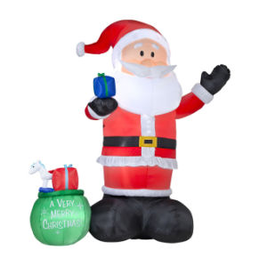 Advrtising Inflatable Christmas Old Man / Inflatable Christmas Products pictures & photos