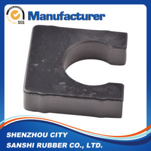 Customized Square Shape Rubber Pad pictures & photos