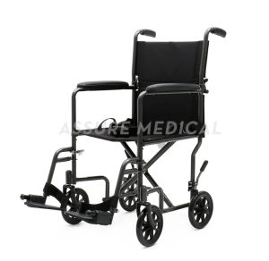 Transit Chair, Steel, Wheelchair, (YJ-BL03) pictures & photos