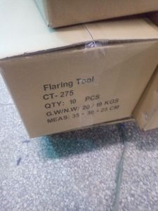 Refrigeration Part Flaring Tool Hand Tool CT-275 pictures & photos