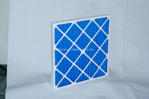 Pleated Filters and Disposable Paper Frame Pre Filters pictures & photos